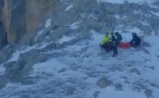 Fallece un montañero vasco de 62 años en los Picos de Europa