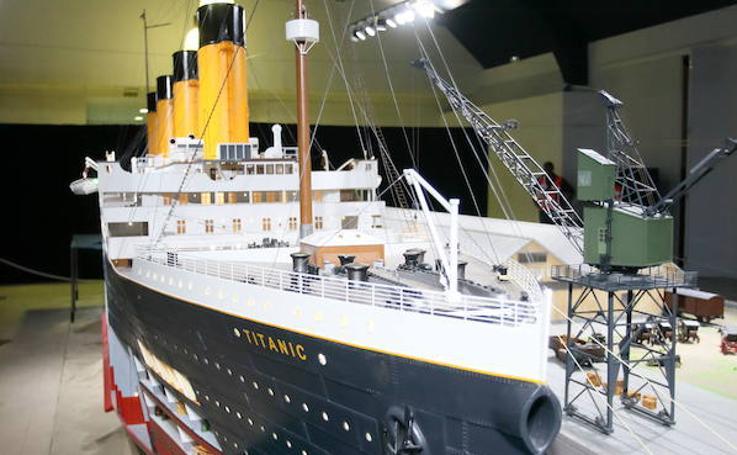 Titanic, los más pequeños detalles del interior y exterior del transatlántico