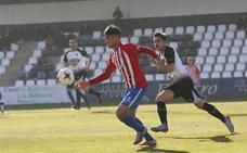 El Sporting cae en Tudela con polémica