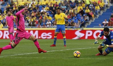 El Levante hurga en la herida de Las Palmas