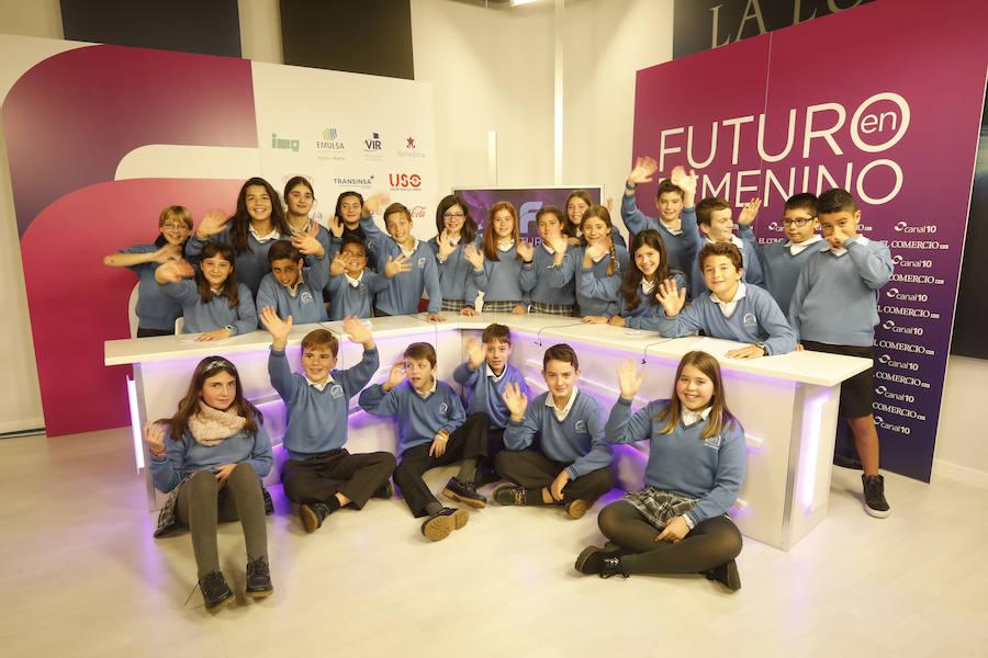 Futuro en Femenino: Santa María del Naranco (Oviedo)