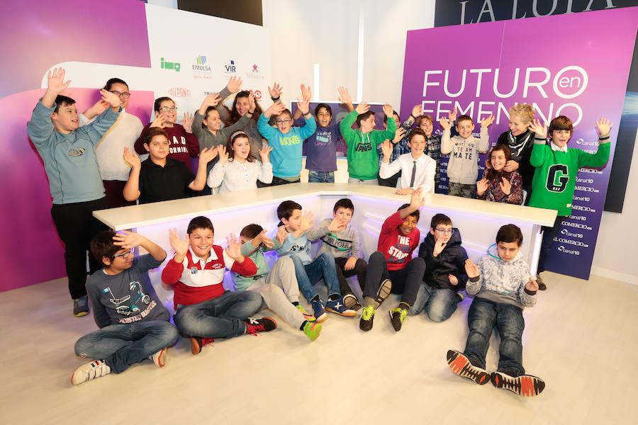 Futuro en Femenino: Colegio Elisburu (Gijón)