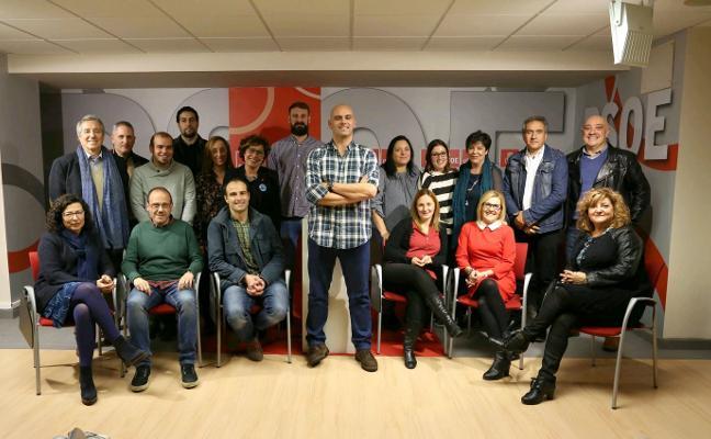 «Renovación» y «frescura» en las dos candidaturas para la ejecutiva del PSOE