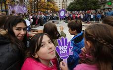 Asturias se une contra el maltrato