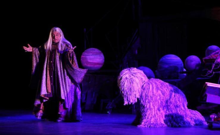'Merlín, la leyenda' encandila al publico de Avilés