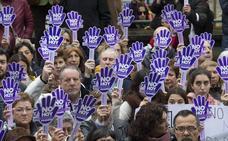 Asturias se echa a la calle contra el maltrato