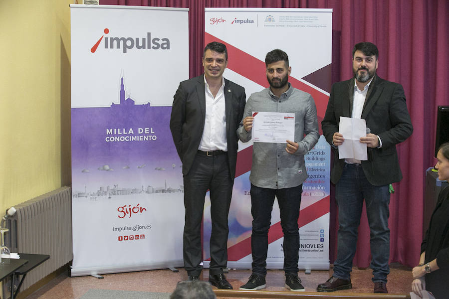 Jornadas sobre las 'smart cities' en la EPI de Gijón