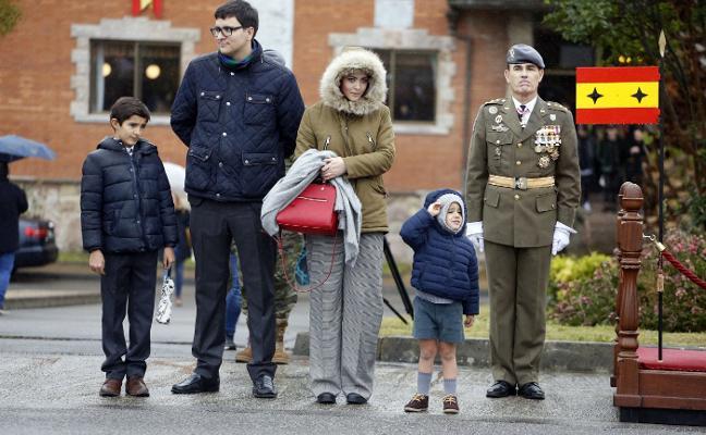 Doscientos militares de Cabo Noval irán en noviembre de 2018 a Líbano