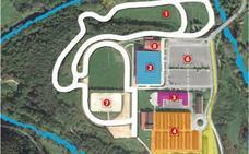 Deportes recibe un proyecto para convertir el hípico de El Asturcón en una ciudad del motor