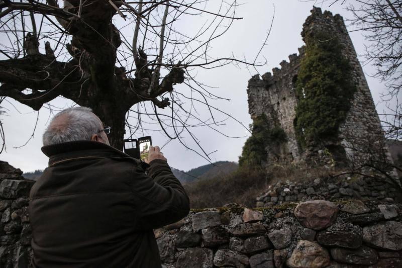 Laviana, Aller y Morcín quieren convertir sus torres en reclamos turísticos