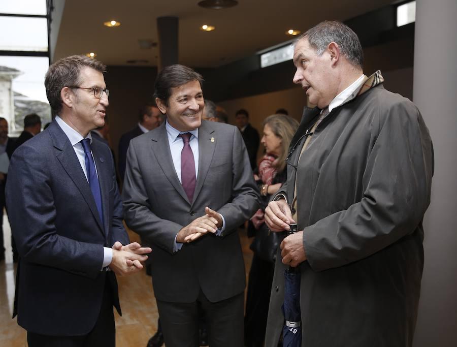 Asturias y Galicia, unidas por la financiación y el AVE