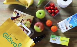 Glovo lanza su propio supermercado online
