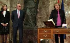 La asturiana Rosa Menéndez, nueva presidenta del CSIC: «Debemos ser capaces de enganchar a los mejores»
