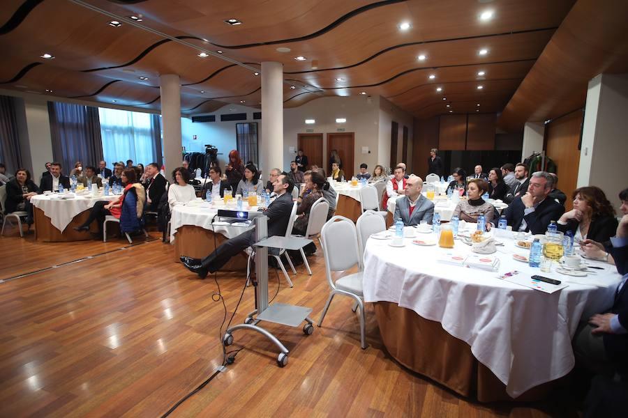 El Fórum EL COMERCIO debate sobre la concertación social