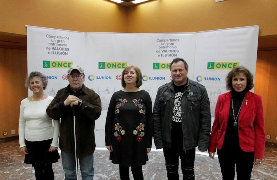 Homenaje a los trabajadores de la ONCE que cumplen 25 y 35 años de servicios prestados