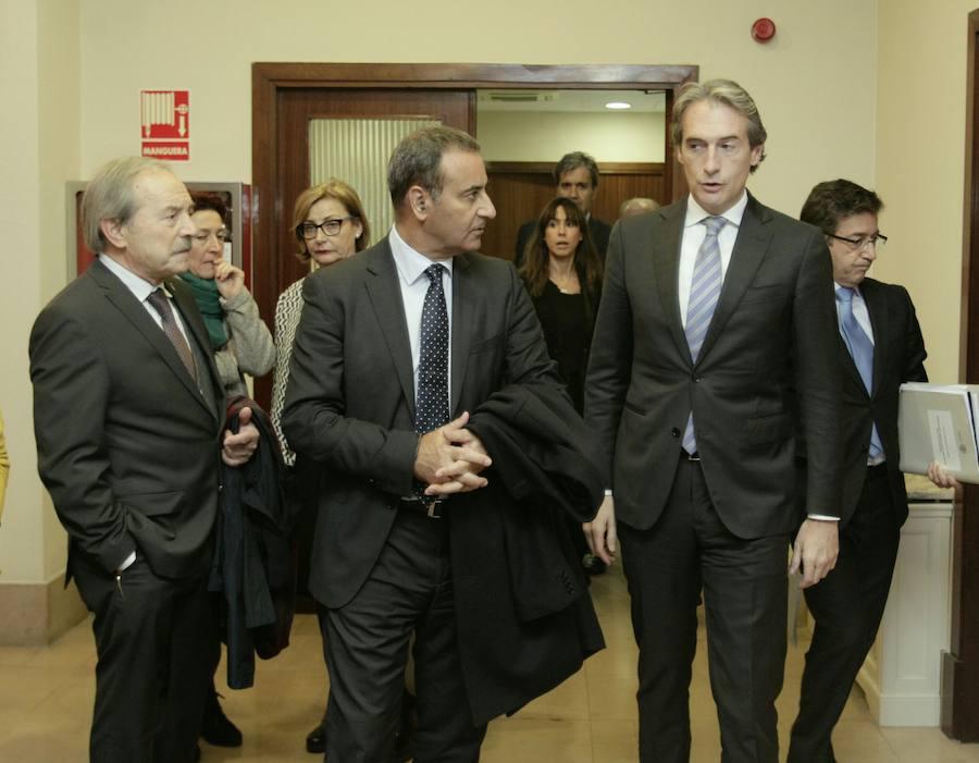 El ministro de Fomento presenta en Asturias el Plan de Cercanías