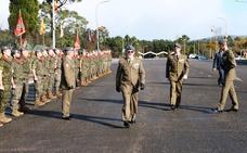Manuel Pérez asume el mando del Regimiento Príncipe con Líbano en el horizonte