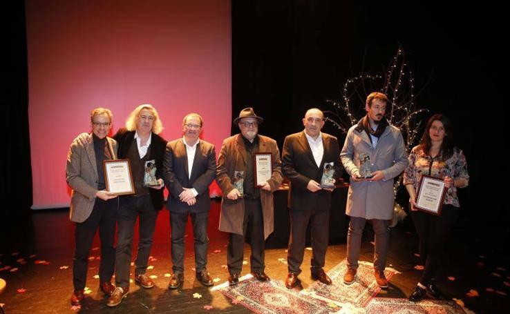 Los Premios Serondaya a la Innovación Cultural en Mieres
