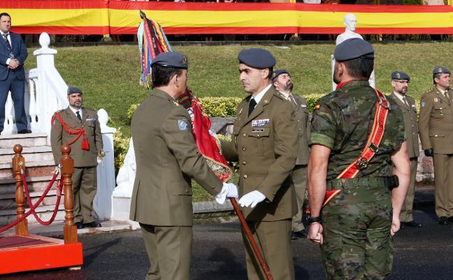 «El regimiento es parte de Asturias»