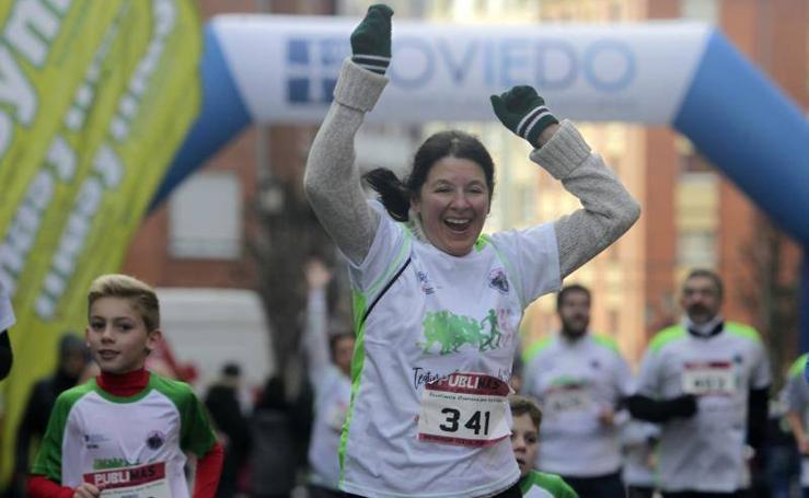 ¿Estuviste en la 'Teatinos Race for Life' de Oviedo? ¡Búscate!