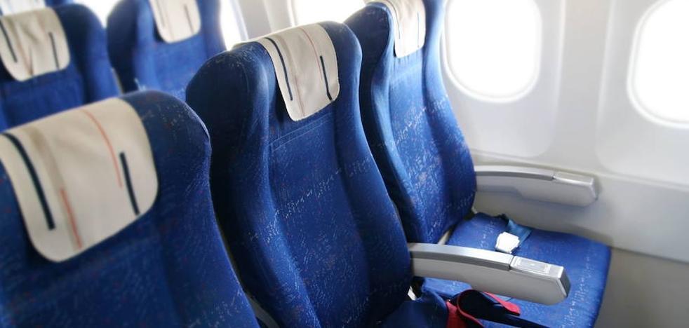 Estos son los lugares del avión con más gérmenes