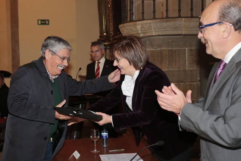 La Fundación Cajastur-Liberbank reparte 240.000 euros entre 16 ONG