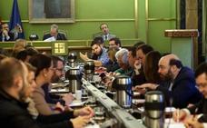 El Pleno de Oviedo aprueba las ordenanzas fiscales para 2018