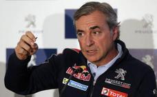 Carlos Sainz: «¿Leyenda? Me considero un afortunado del deporte español»