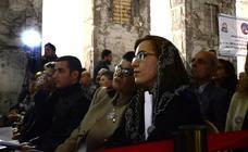 Gritos de alegría en la primera misa de Navidad en Mosul desde la liberación