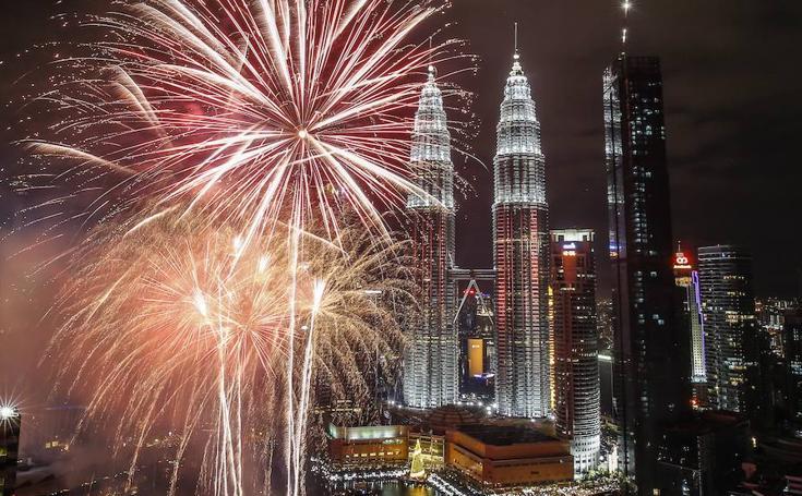 Celebraciones de año nuevo en todo el mundo