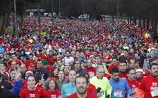 SAN SILVESTRE | Miles de asturianos cierran el año a la carrera