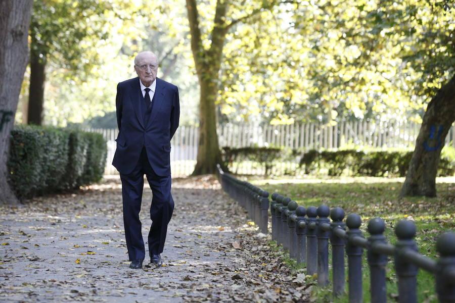 Fallece Aurelio Menéndez, jurista asturiano y exministro de Educación y Ciencia