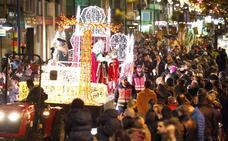 Cabalgata de Reyes Magos de Gijón: horario y recorrido