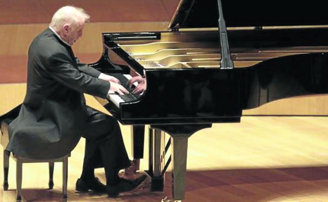 Barenboim, el último gran genio de la música clásica, en Oviedo