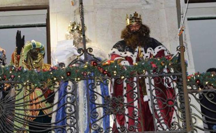 La magia de Sus Majestades de Oriente en Asturias