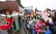 La ilusión de los Reyes Magos recorre Asturias