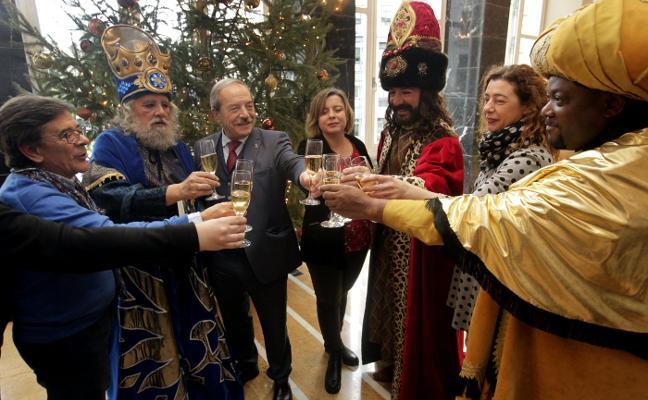 «A los Reyes Magos les pedimos pleno empleo para los ovetenses»