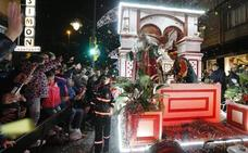 Los Reyes Magos llenan Asturias de fantasía e ilusión