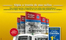 Gijón a través de sus calles