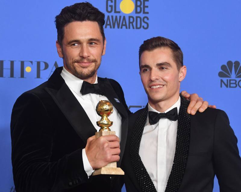 El actor James Franco afronta varias denuncias por acoso sexual