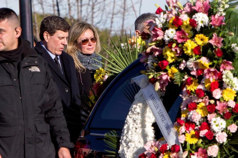 Emotivo adiós a Diana Quer en Madrid