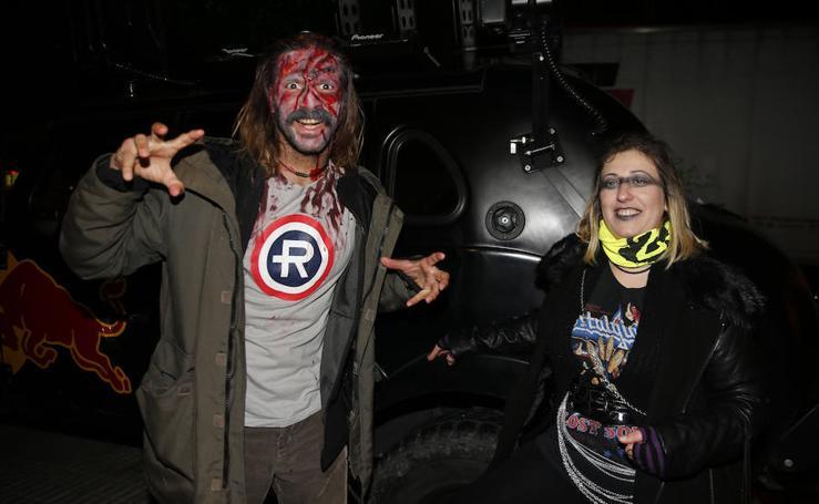 Ataque zombie en Gijón