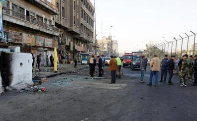Sube a 36 la cifra de muertos en el doble atentado suicida en Bagdad