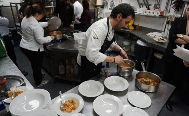 Casa Menéndez, la mejor fabada de fuera de Asturias
