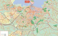 El Plan de Movilidad propone limitar la velocidad a 30 por hora en casi todo Gijón