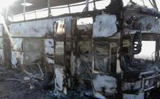 Al menos 52 muertos en un accidente de autocar en Kazajistán