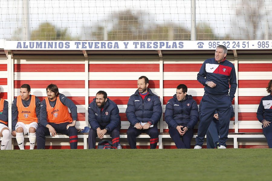 Sporting B 1-0 Leioa