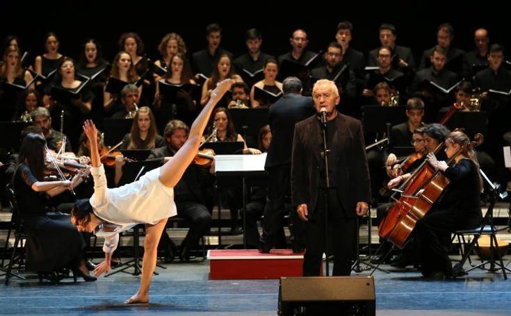 Histórico concierto de Serondaya