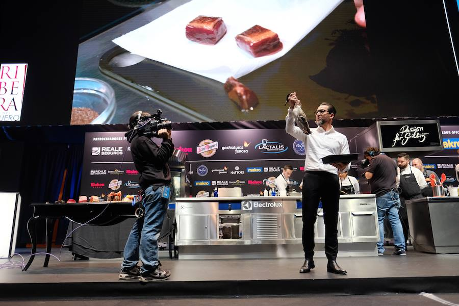 La gastronomía de Asturias deleita en Madrid Fusión