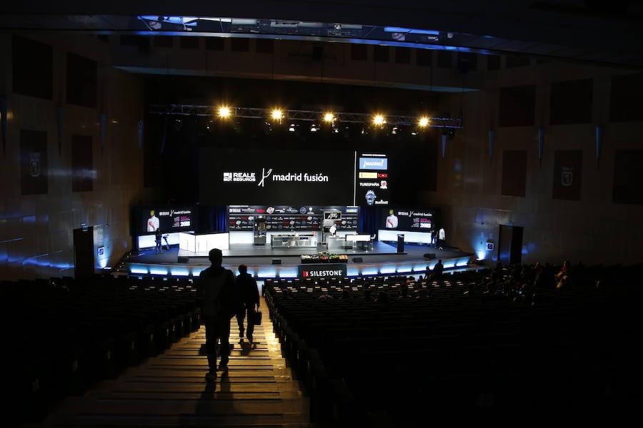Jornada de inaguración de Reale Seguros Madrid Fusión